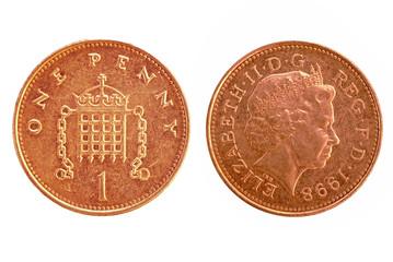 UK penny