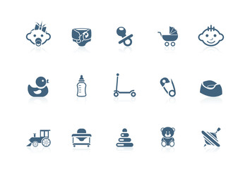 Baby icons | Piccolo series