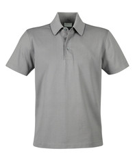 Front of clean grey T-Shirts (Polo)