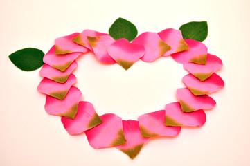 Cuore di petali