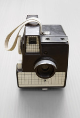 1930's Camera made out of bakelite plastic.