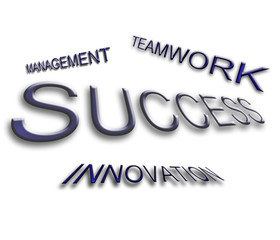 Success Teamwork Management Innovation