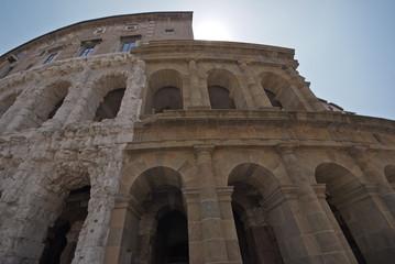 Roma, il teatro di Marcello (part.)