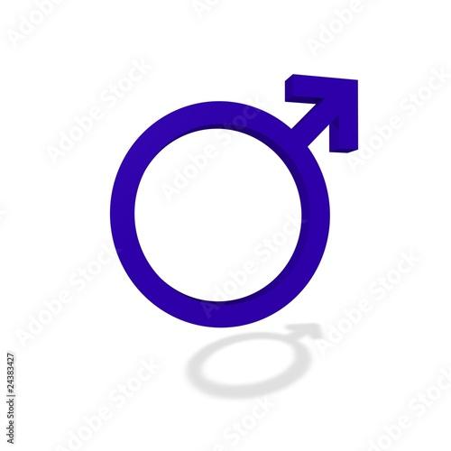 symbole de l 39 homme photo libre de droits sur la banque d 39 images image 24383427. Black Bedroom Furniture Sets. Home Design Ideas