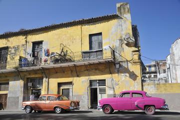 couleurs de La Havane