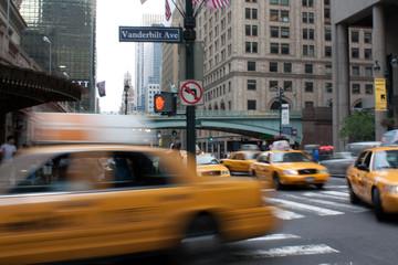 New York in Motion