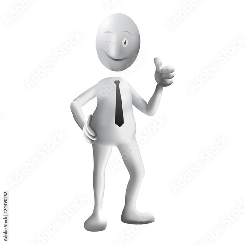 "Bonhomme 3D bonhomme 3d"" stock image and royalty-free vector files on fotolia"