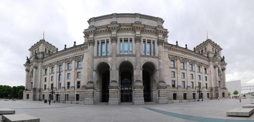 Reichstagsgebäude, Berlin, Deutschland