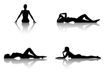 eyaculaciones femeninas mujeres desnudas playa