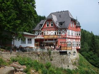 Ausflugsziel Steinerne Renne bei Wernigerode