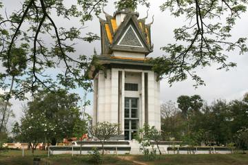 Museum of khmer rouge victims, pol pot