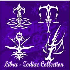 Scales.Tribal Zodiac.