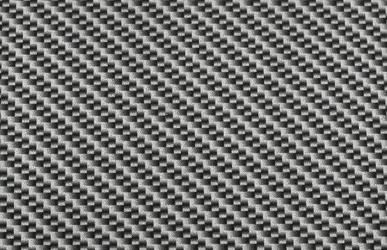 feuille de matériau en fibres de carbone