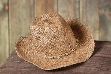 Cowboy or cowgirl hat