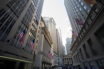 New York, Manhattan, Wall Street