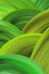 astratto verde