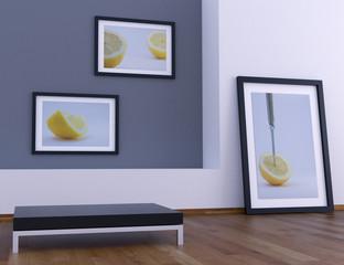 Atelier Zitronen Rendering