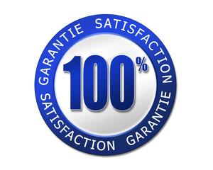 label garantie satisfaction