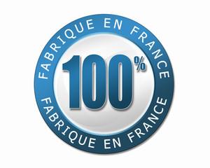 cachet fabriqué en France