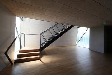 Foto op Plexiglas Stadion Interior of modern sport arena