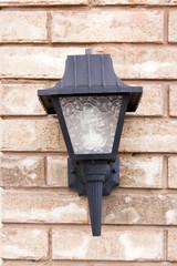 Wall light lantern