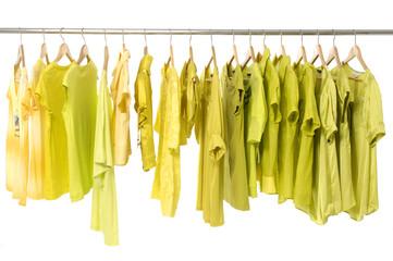 Fashion shirts rack
