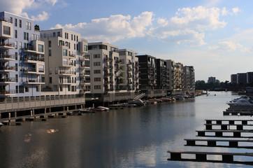 Wohnen am Fluss in Frankfurt am Main