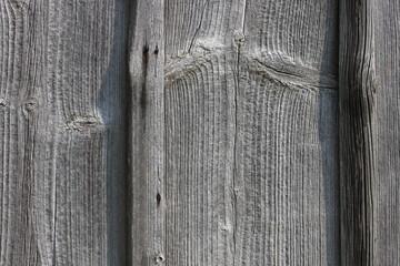 Holz Zaunlatten  Holzwand