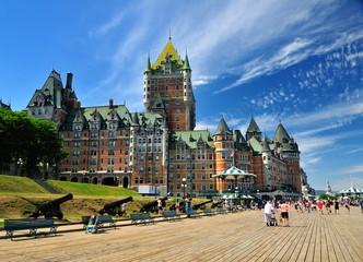 Chateau de Quebec.