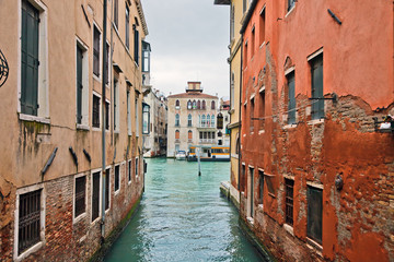 Wall Mural - Canal in Venice