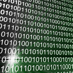 Binary matrix array