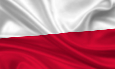 Flag of Poland Polen Fahne Flagge