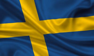 Flag of Sweden Schweden Fahne Flagge