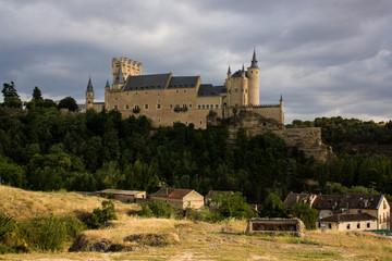 Alcazar Segovia Perfil