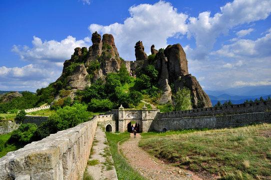 The rocks of Belogradchik