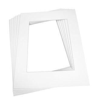Mat boards for framing art