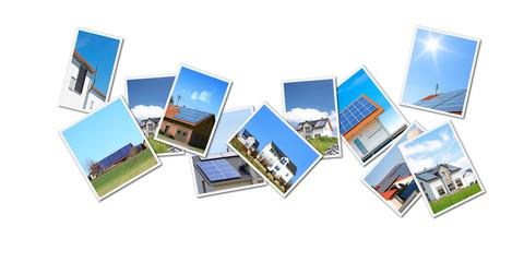solar collage