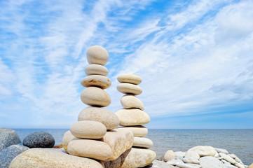 Piles in equilibrium
