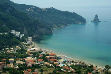 Sinarades Corfu