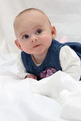 retrato bebé estudio
