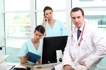 Equipe médicale