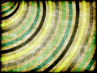 Grunge waves background