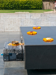 Raj Ghat, Mahatma Gandhi