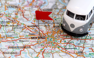 Reiseziel Mailand V