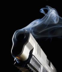 Mysterious pistol