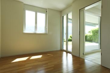 Obraz camera vuota - fototapety do salonu