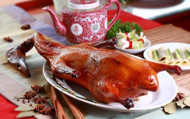 Poster Peking Peking Duck, China's most famous dish