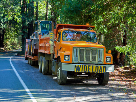 Truck with Endloader