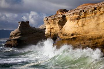 Pacifc Coast - Oregon landscape