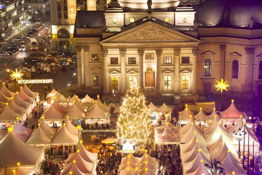 berlin gendarmenmarkt christmas